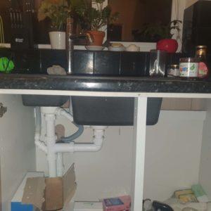 Plumber Henleaze sorts kitchen sinkks and plumbing