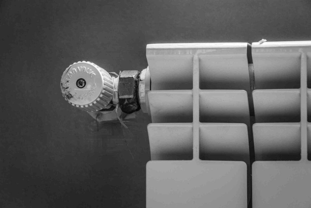 Plumber Henleaze radiator and radiator dial